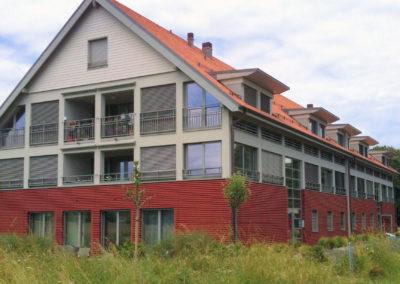 Immeuble villageois à Choulex