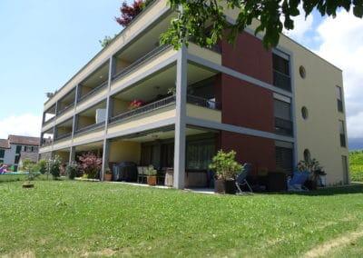 Immeuble a Satigny