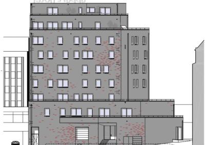 Immeuble Cotfer à Genève