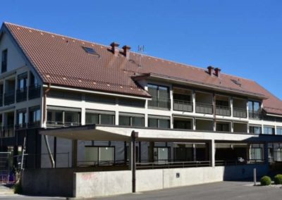 Immeuble villageois Choulex II