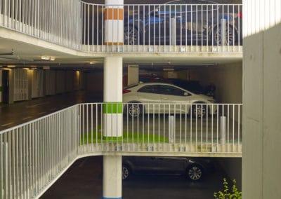 Parking souterrain à Lancy