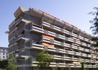 Immeuble Rue des Pervenches à Carouge
