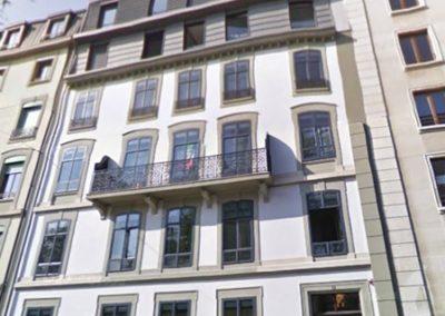 Immeuble Rue de Candolle